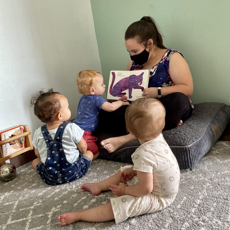 Infant Reading Aloud