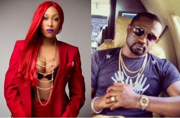 Finally, Jude Okoye Breaks Silence, Responds To Cynthia Morgan And May D's Allegations (Video)
