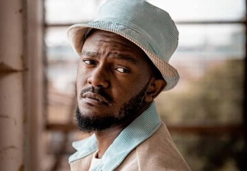 Kwesta drags BMW SA for stealing from him
