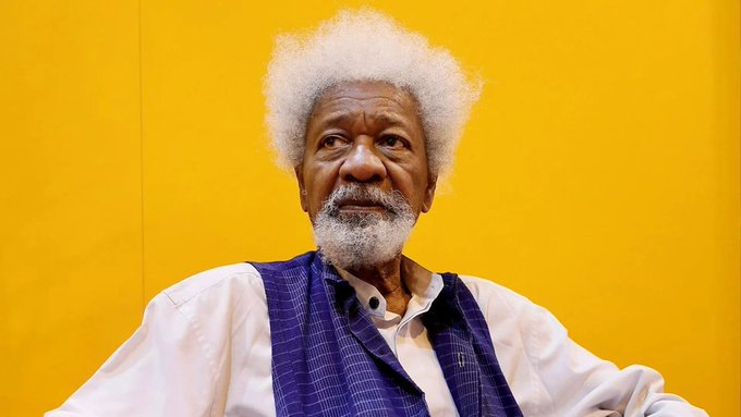 #EndSARS: Demand Immediate Withdrawal Of Soldiers, Wole Soyinka Tells Governors
