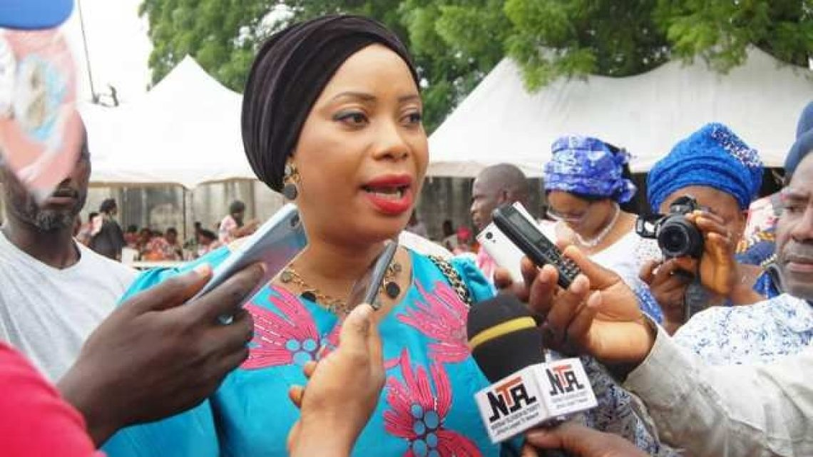 Mrs. Mojisola Alli Macaulay In Trouble As Resident Push For Her Removal From Lagos State Assembly