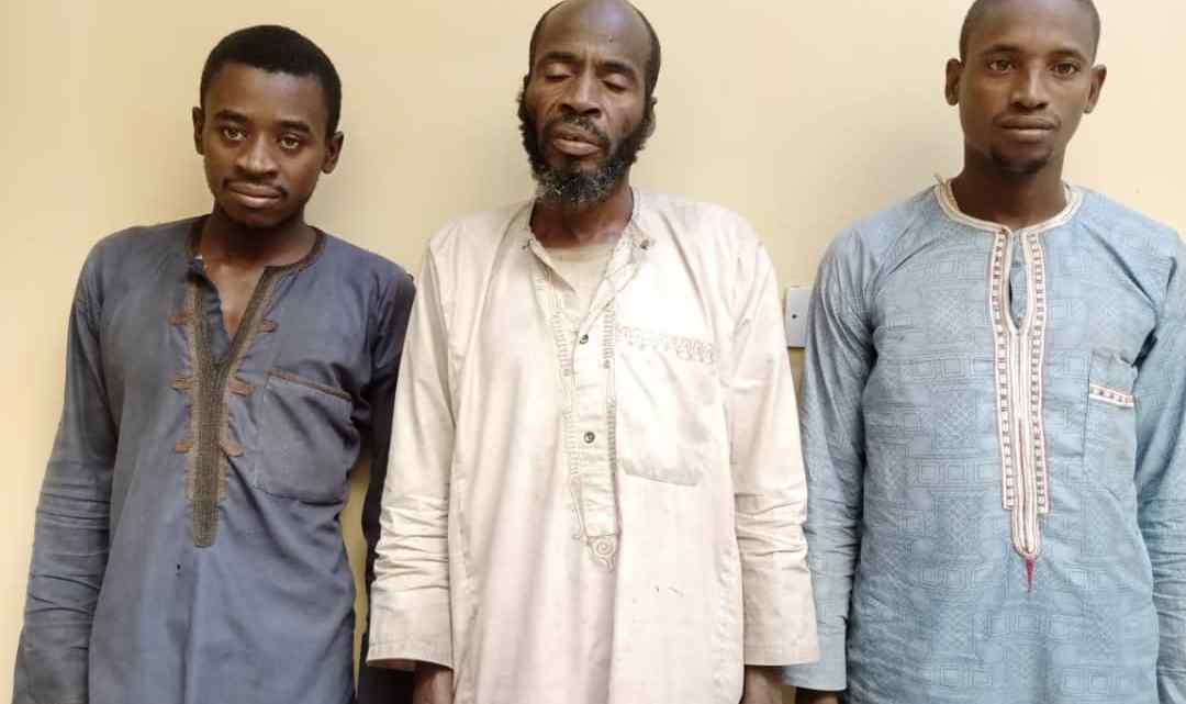 Kano Police Arrest Father, Son And Grandson For Murder
