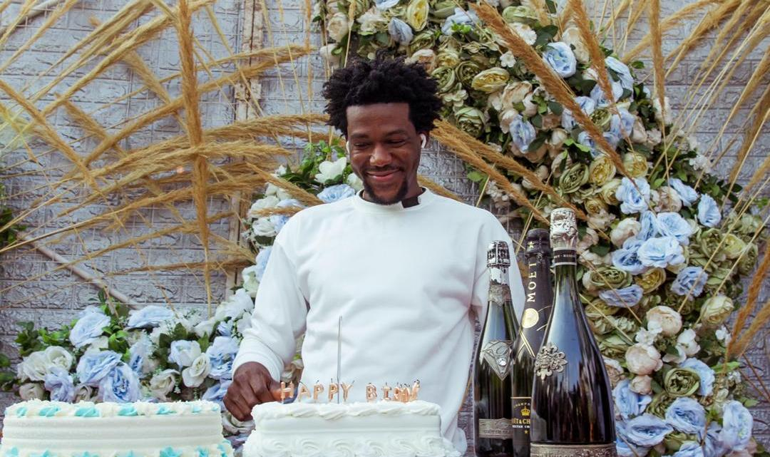 DIRECTOR MATTMAX CLOCKED A YEAR OLDER AS HE CELEBRATES IN GRAND STYLE