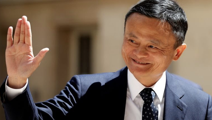 Jack Ma, Chinese Tycoon Makes First Public Appearance Since October