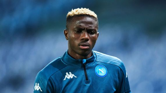 Napoli's Victor Osimhen has learned a hard lesson after ill-advised Nigeria trip