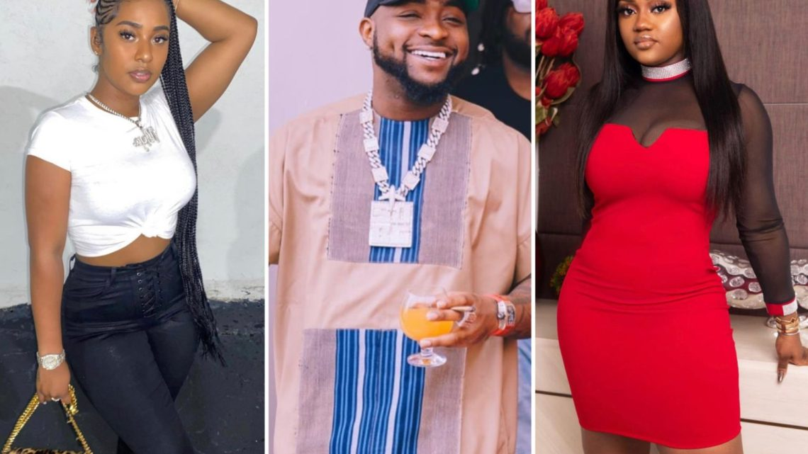 Davido Spotted Holding Hands With American Model Mya Yafai, Sparks Rumours Of Breakup From Chioma (videos)
