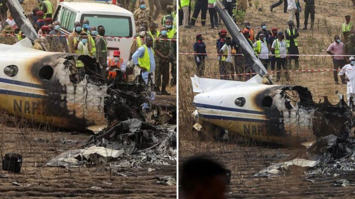 Abuja Plane Crash Victims To Be Buried On Thursday