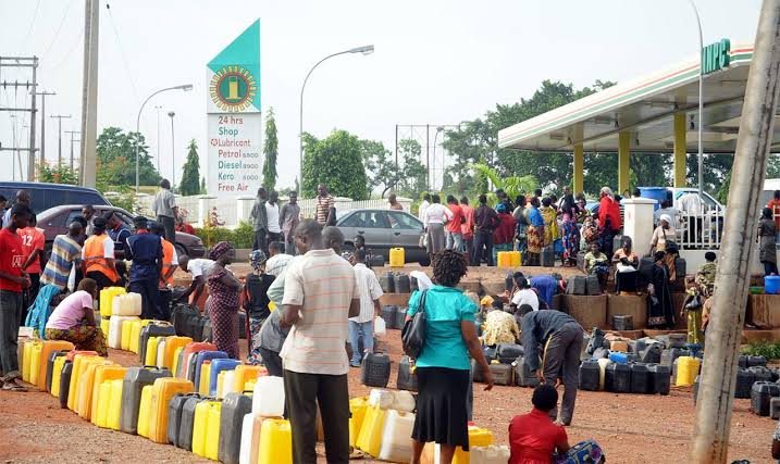 FG Raises Concern Over Possible Petrol Scarcity