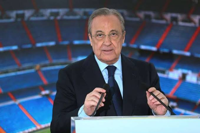 Real Madrid President Florentino Perez Tests Positive For COVID-19
