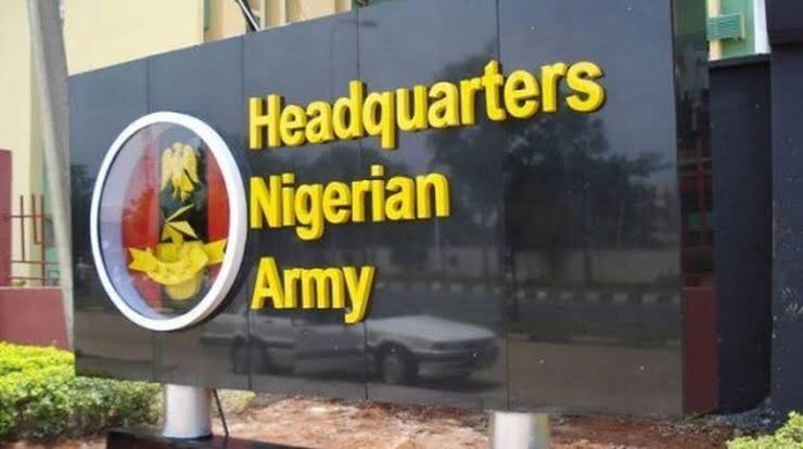Fire Guts Army Headquarters In Abuja