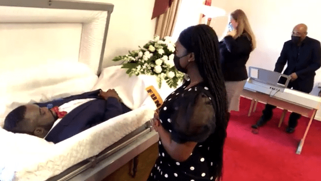 Popular Music Producer, Dokta Frabz, Laid To Rest In The US (Photos)