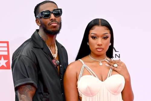Megan Thgee Stallion Opens Up About Boyfriend, Pardison Fontaine – We're A Real Team