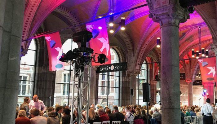 Vreiheidsdiner Rijksmuseum