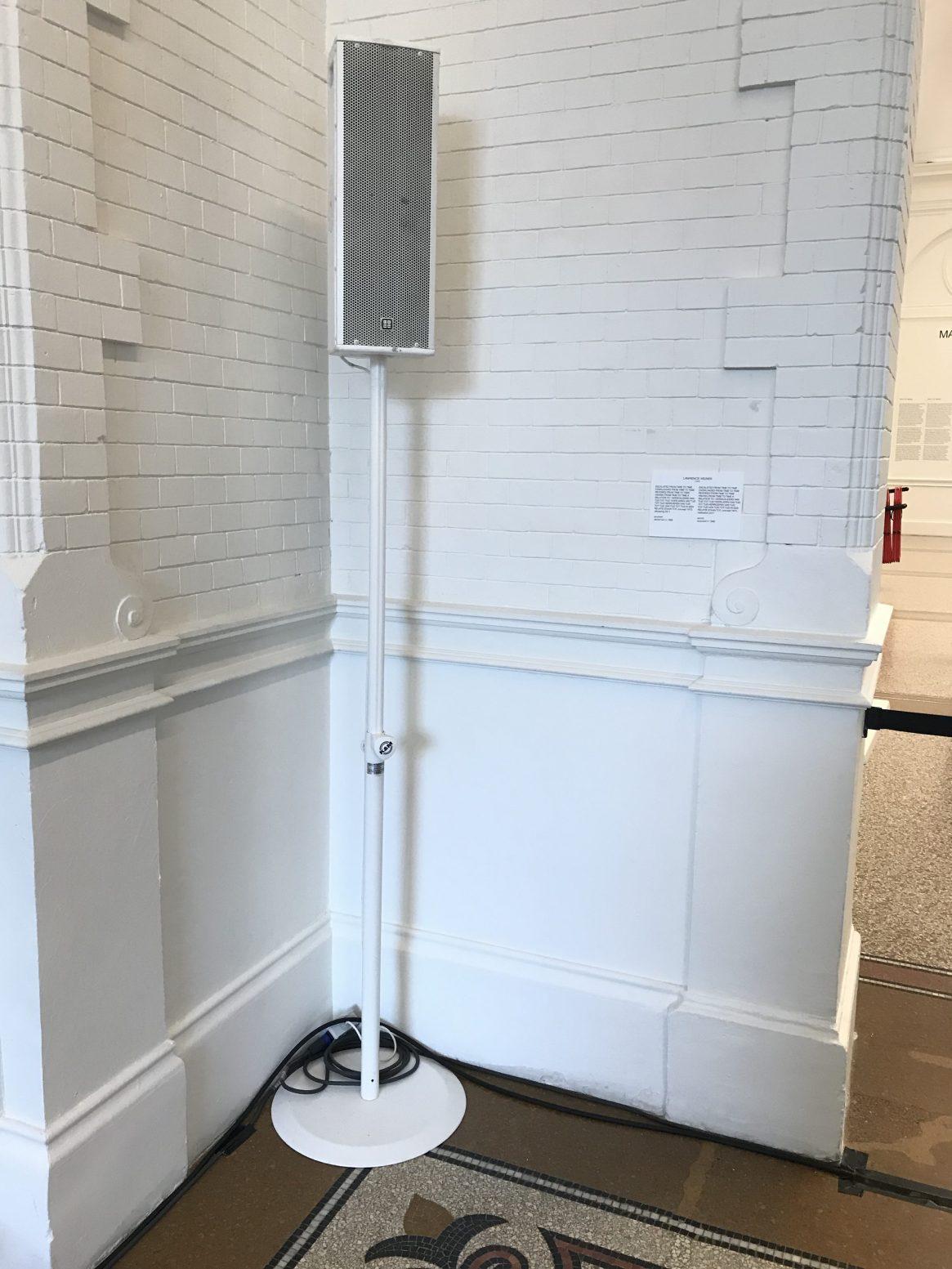 TMAV speaker WIT