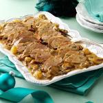 Pork Tenderloin With Marsala Mushroom Sauce Recipe How To Make It Taste Of Home
