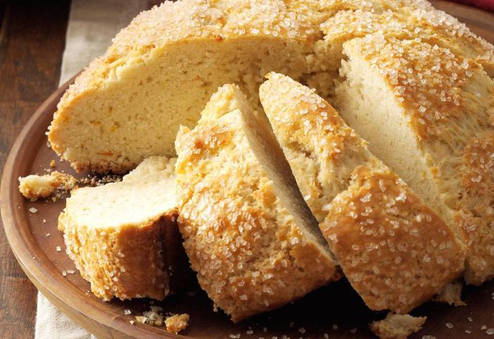 Sweet Italian Holiday Bread Recipe Taste Of Home