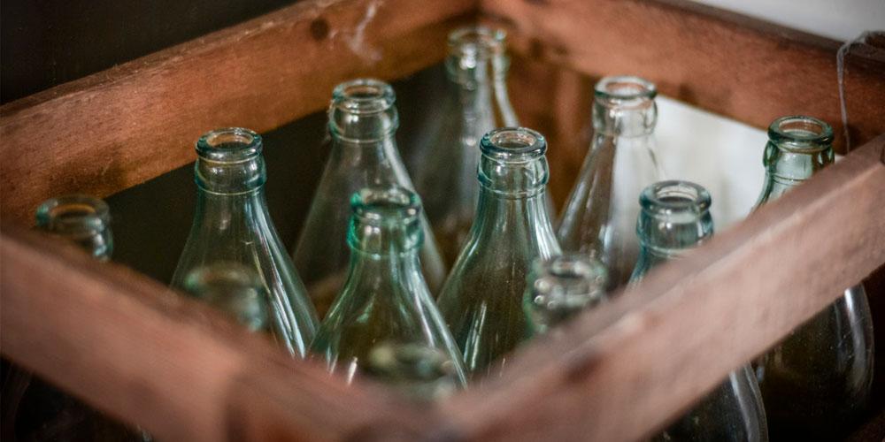 Consulta pública para logística reversa de embalagens de vidro