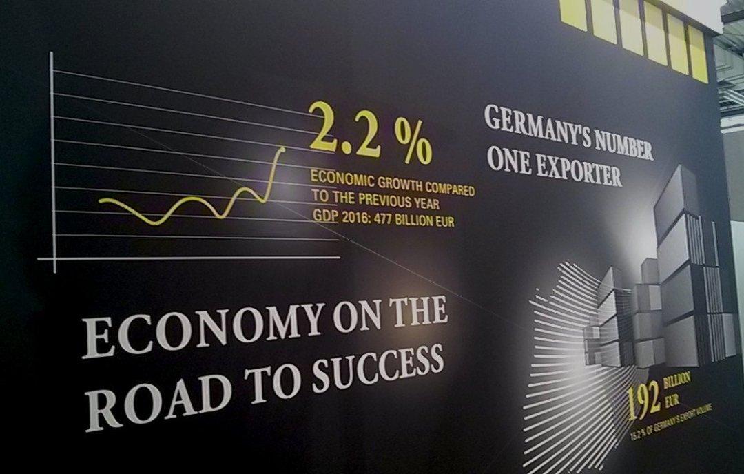 CEBIT 2018 BW Economy on the Road - CEBIT 2018