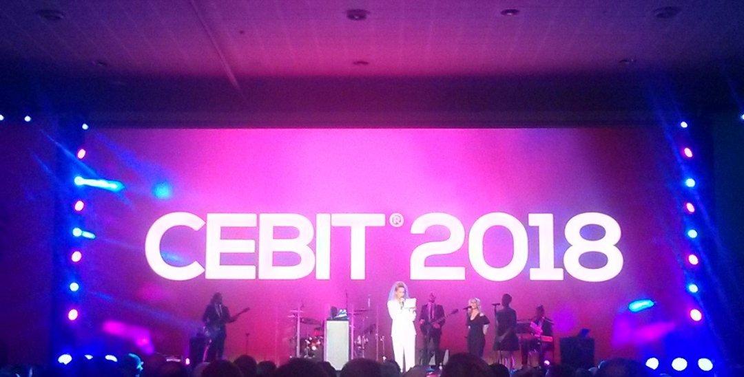 CEBIT 2018 Welcome Night Songs - CEBIT 2018