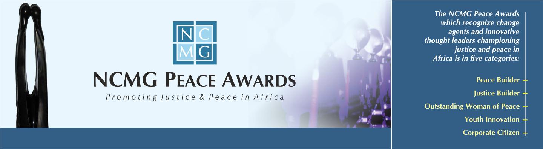 NCMG Peace Awards
