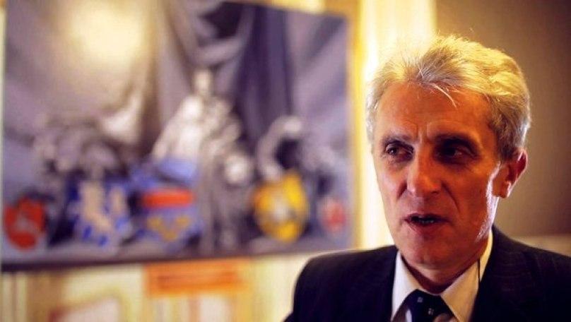 Сергій Ткачов, історик, культуролог, громадський діяч