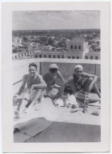 [?], Weller, Homer Allgood. Jeff Davis, 1947-1948