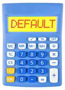 Applying to set aside a default costs certificate