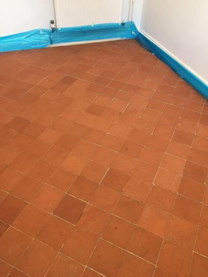 Quarry tile 2