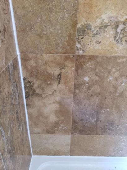 Travertine shower Camboourn2