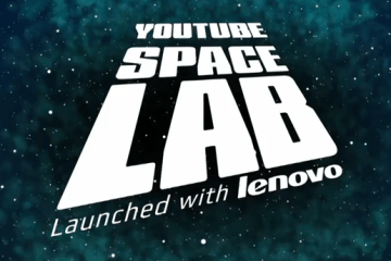 YouTube Space Lab 太空實驗計畫