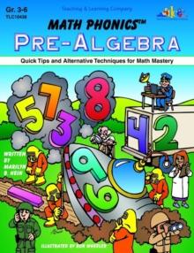 Math Phonics Pre-Algebra: Marilyn B Hein: 9781773449692 ...