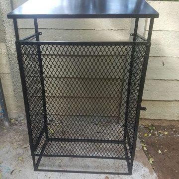 tmg gas cage 48 kg double