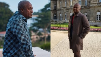 Ghana Was Mislead To Doubt Your Vision For The Country - HRH Oscar Yao Doe Pens Birthday Message For John Dramani Mahama