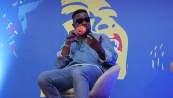 Sarkodie at ACCES 2019