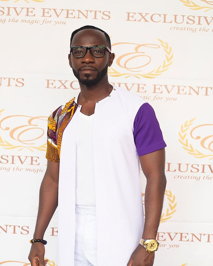 Okyeame Kwame Narrates How He Washed Plates & Sold Oranges In America In The Name Of Love