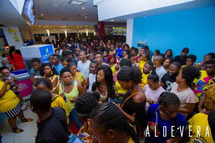 Aloe Vera Tops The Highest Grossing Films In Africa Over The weekend
