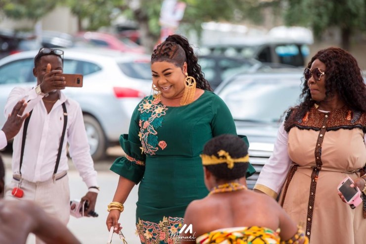 Empress Gifty Osei Unveils Theme & Line-Up For Resurrection Effect Concert 2020