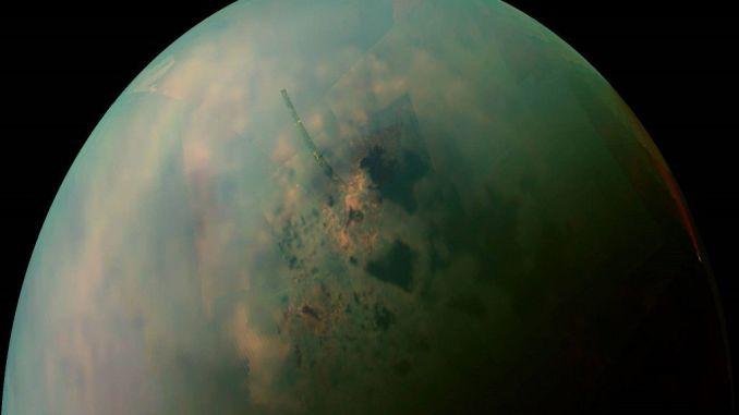 Титан є найкращою метою для колонізації