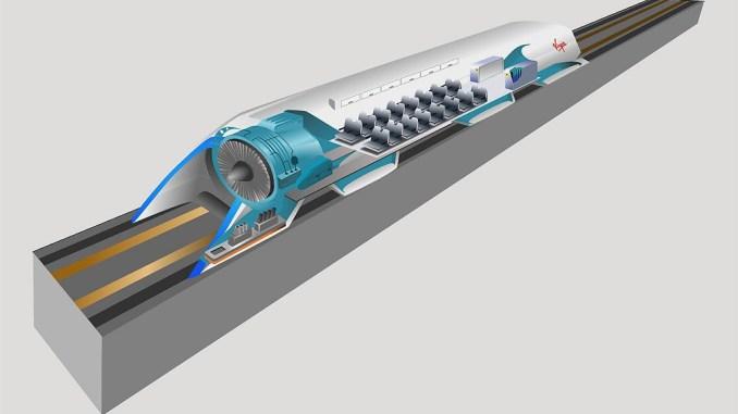 Надшвидкісний потяг