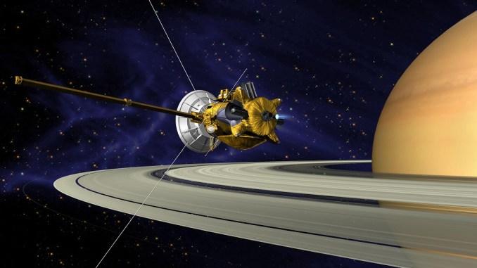 знімки гексагона Сатурна