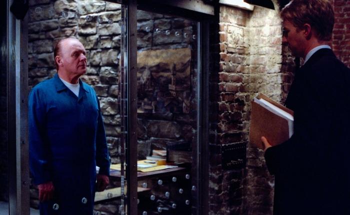 Фільми з Ентоні Гопкінсом : червоний дракон