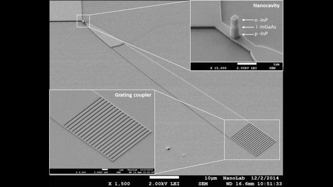 Створено високоефективний нанорозмірний світлодіод