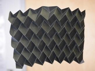 Радіатор-орігамі захистить наносупутники від перепаду температур