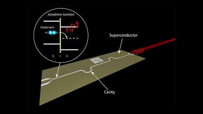 мікрохвильовий лазер