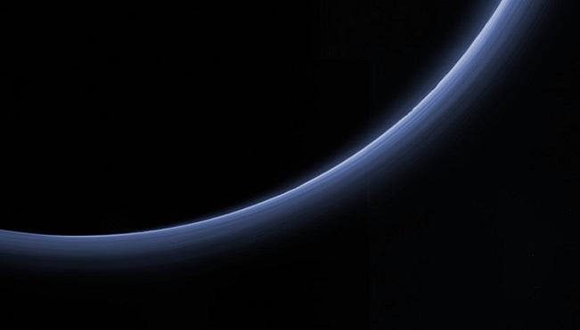 зародження життя на Плутоні
