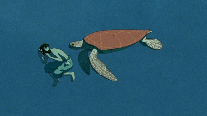 Червона черепаха