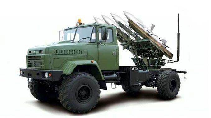В Україні вирішили створити новий зенітний ракетний комплекс