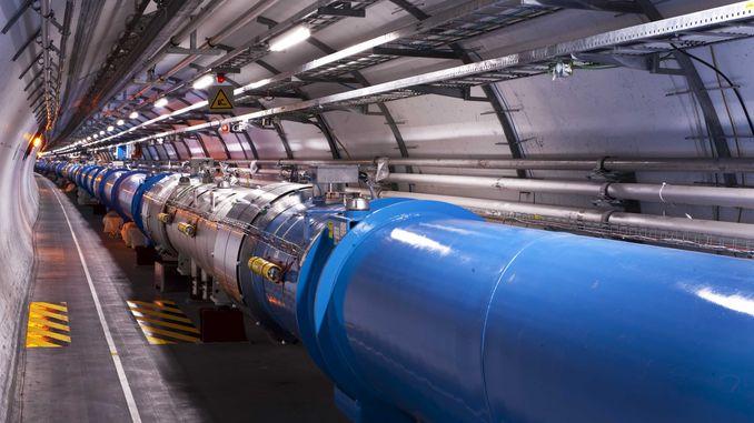 Фізики ВАК виявили п'ять нових елементарних частинок