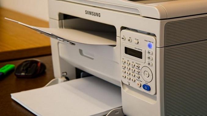 Як оновити драйвер принтера