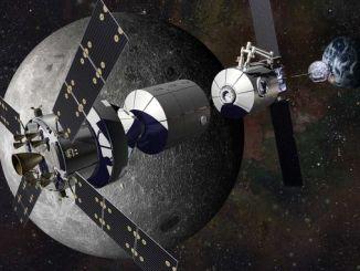 Росія і США домовилися про створення місячної орбітальної станції